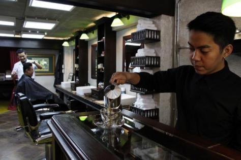 Bangkok-Barber